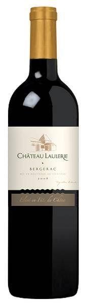 Cht. LaulerieFut de Chene Bergerac AOP Jg. 2015 60% Merlot, 15% Cabernet Sauvignon, 15% Cabernet Franc, 10% Malbec, 6 Monate in neuen BarriquesFrankreich Bergerac Cht. Laulerie
