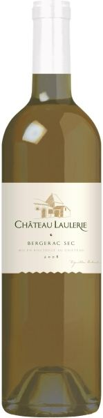 R600038311 Cht. Laulerie Chateau Laulerie Blanc Bergerac Blanc AOC  B Ware Jg.2015