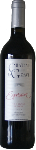 Mehr lesen zu :  R600054111 La Grave Chateau la Grave Expression Minervois AOC Chateauabfllung        B Ware Jg.2013