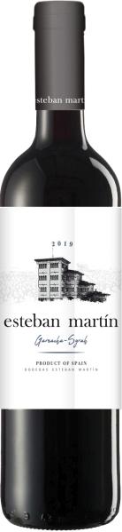Esteban Martin TintoJg. 2016 85% Garnacha, 15% SyrahSpanien Carinena Esteban Martin