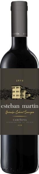 Esteban Martin Reserva Jg. 2011 50% Garnacha, 50% Cabernet 14 Monate BarriqueSpanien Carinena Esteban Martin