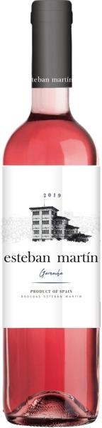 Esteban Martin Rosado Jg. 2017 100% GarnachaSpanien Carinena Esteban Martin