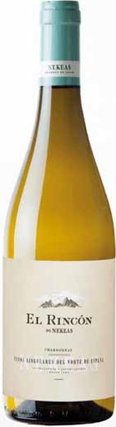 NekeasChardonnay  Barrica - El Rincon D.O. Navarra Jg. 2016 100 % Chardonnay, 4 Monate BarriqueSpanien Navarra Nekeas