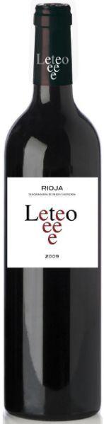 Heredad de AdunaLeteo Tinto  Jg. 2014 100% TempranilloSpanien Rioja Heredad de Aduna