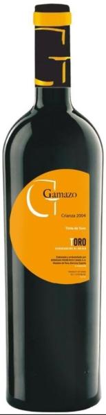 Francisco CasasGamazo Crianza - D.O. Toro Jg. 2011 100% Tinta de Toro ( tempranillo),  6 Monaten BarriqueausbauSpanien Rueda Francisco Casas
