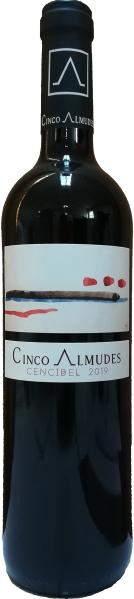 San GinesCinco Almudes Tinto D.O. Ribera del Jucar Jg. 2015 100 % Tempranillo, neue AusstattungSpanien La Mancha San Gines
