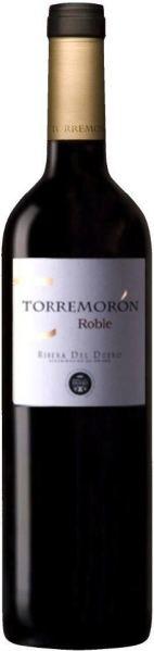TorremoronRoble  Jg. 2014 100% Tempranillo mit 4 Monaten BarriqueSpanien Ribera del Duero Torremoron