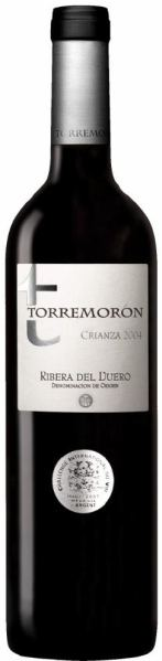 TorremoronCrianza Jg. 2012 100% Tempranillo mit 14 Monaten BarriqueSpanien Ribera del Duero Torremoron
