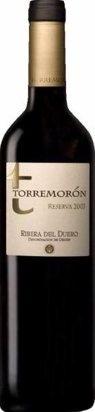 TorremoronReserva Jg. 2010 100 % Tempranillo mit 16 Monaten BarriqueSpanien Ribera del Duero Torremoron