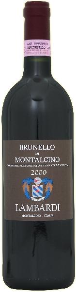 ValentianoBrunello di Montalcino DOC Lambardi Jg. 2006Italien Toskana Valentiano