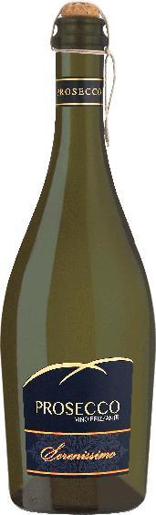 Bernard MassardProsecco Il Portale in gr�ner Flasche mit Seilverschluss Vino FrizzanteSekt Bernard Massard