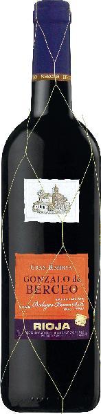 Bodegas BerceoGonzalo de Berceo Gran Reserva Rioja DOCa  Jg. 2004Spanien Rioja Bodegas Berceo