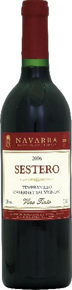 SesteroTempranillo Cabernet DO Navarra Jg. 2013Spanien Navarra Sestero