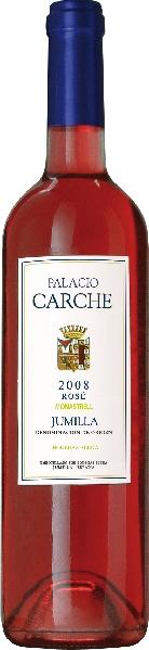 PalacioPalacio Carche Rose DO Jumilla Jg. 2010Spanien Sp.Sonstige Palacio