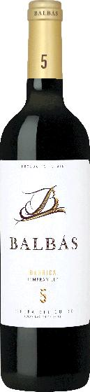 BalbasBarrica DO Ribera del Duero Tempranillo Jg. 2015Spanien Rueda Balbas