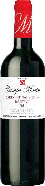 Bodegas Ignacio MarinCampo Marin Cabernet Sauvignon Reserva  Jg. 2009Spanien Carinena Bodegas Ignacio Marin