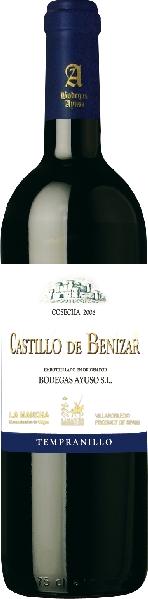 Bodegas AyusoCastillo de Benizar DO La Mancha Jg. 2009Spanien Sp.Sonstige Bodegas Ayuso