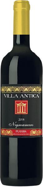 Villa AnticaNegroamaro IGT Puglia  Jg. 2013-14Italien Sizilien Villa Antica