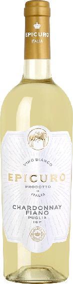 Epicuro Chardonnay Fiano Jg. 2016-17 Cuvee aus Chardonnay, FianoItalien Abruzzen Epicuro