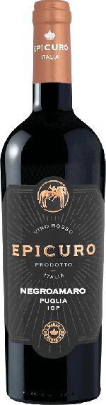 EpicuroNegroamaro IGP Puglia Jg. 2015-16Italien Abruzzen Epicuro