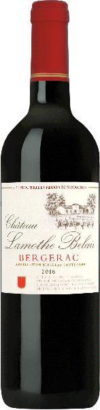 Cht. BarberousseChateau Lamothe Belair Jg. 2014 Cuvee aus Cabernet Sauvignon, Cabernet Franc, MerlotFrankreich Bordeaux Cht. Barberousse