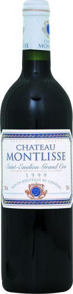 BordeauxChateau Montlisse Grand Cru St. Emilion Jg. 1999Frankreich Bordeaux