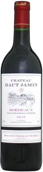 BordeauxChateau Haut Jamin  AC Jg. 2014Frankreich Bordeaux
