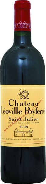 BordeauxChateau Leoville Poyferre 2ieme Cru Classe Jg. 1999Frankreich Bordeaux