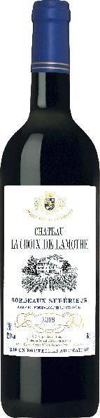 BordeauxChateau La Croix de Lamothe  Superieur AC Jg. 2014Frankreich Bordeaux