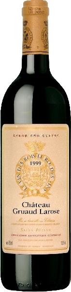 Cht. Gruaud LaroseChateau Gruaud Larose 2ieme Grand Cru Classe Jg. 1999Frankreich Bordeaux Cht. Gruaud Larose