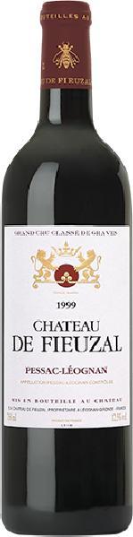 Cht. de FieuzalChateau de Fieuzal Grand Cru Classe de Graves Jg. 1999Frankreich Bordeaux Graves Cht. de Fieuzal