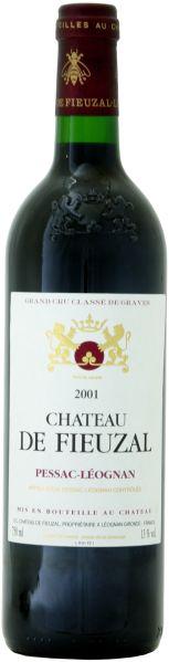 Cht. de FieuzalChateau de Fieuzal Grand Cru Classe de Graves Jg. 2001Frankreich Bordeaux Graves Cht. de Fieuzal