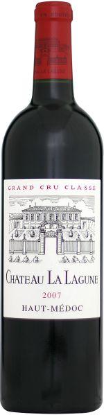 Cht. La LaguneChateau La Lagune 3ieme Grand Cru Classe Jg. 2007Frankreich Bordeaux Medoc Cht. La Lagune