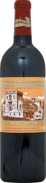 Ducru-BeaucaillouChateau Ducru Beaucaillou 2ieme Grand Cru Classe Jg. 1999Frankreich Bordeaux Medoc Ducru-Beaucaillou