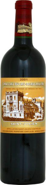 Ducru-BeaucaillouChateau Ducru Beaucaillou 2ieme Grand Cru Classe Jg. 2001Frankreich Bordeaux Medoc Ducru-Beaucaillou