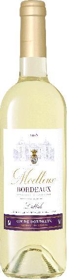 Blanc Bordeaux Blanc AC lieblich Jg. 2010