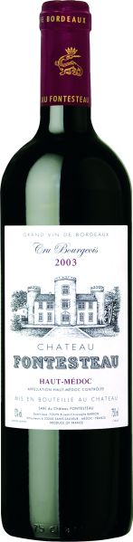 FontesteauChateau  Jg. 2003Frankreich Bordeaux Medoc Fontesteau