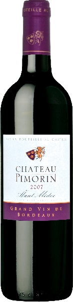 MedocChateau Pimorin Haut  AC Jg. 2010Frankreich Bordeaux Medoc