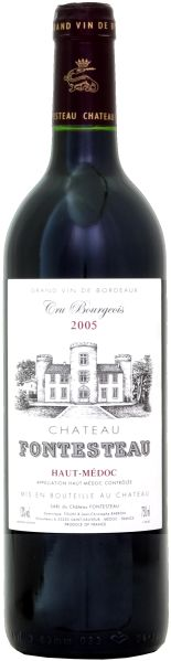 FontesteauChateau  Jg. 2005Frankreich Bordeaux Medoc Fontesteau