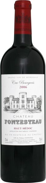 FontesteauChateau  Jg. 2006Frankreich Bordeaux Medoc Fontesteau