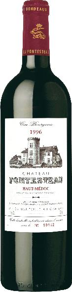 FontesteauChateau  Jg. 1996Frankreich Bordeaux Medoc Fontesteau