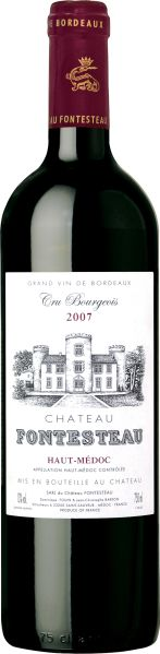 FontesteauChateau  Jg. 2007Frankreich Bordeaux Medoc Fontesteau