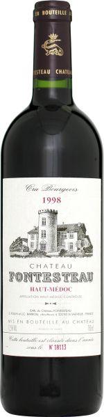 FontesteauChateau  Jg. 1998Frankreich Bordeaux Medoc Fontesteau