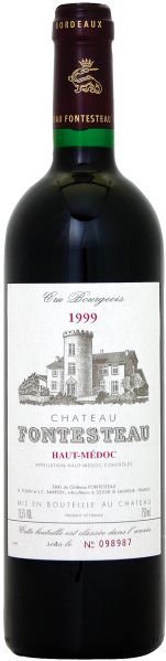FontesteauChateau  Jg. 1999Frankreich Bordeaux Medoc Fontesteau
