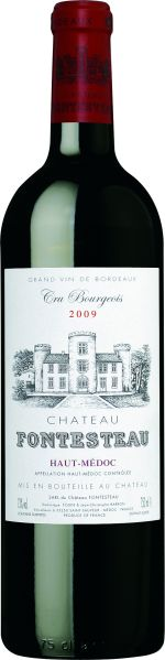 FontesteauChateau  Jg. 2009Frankreich Bordeaux Medoc Fontesteau