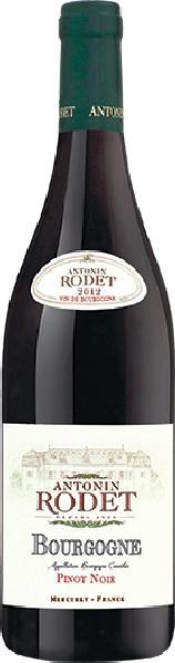 Antonin RodetBourgogne AC Pinot Noir  Jg. 2012Frankreich Burgund Antonin Rodet