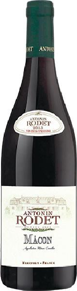 BeaujolaisMacon Rouge AC Antonin Rodet Jg. 2012-13Frankreich Burgund Beaujolais