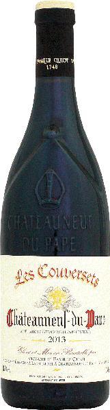 RhoneChateauneuf du Pape AC Domaine Les Couversets Jg. 2011-12Frankreich Rhone