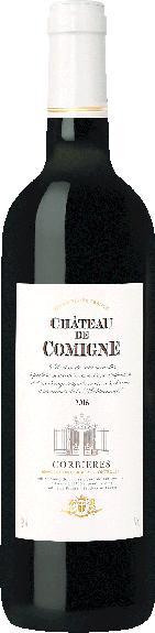 Coteaux de l AlaricChateau de Comigne Corbieres AOP Jg. 2015Frankreich Südfrankreich Languedoc Coteaux de l Alaric
