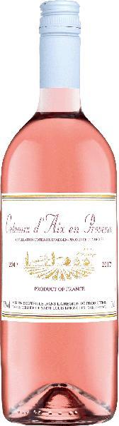 ProvenceCoteaux d Aix Rose Jg. 2014Frankreich Provence